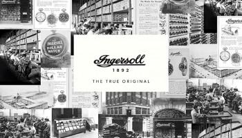 Ingersoll – история бренда или часы легенда.